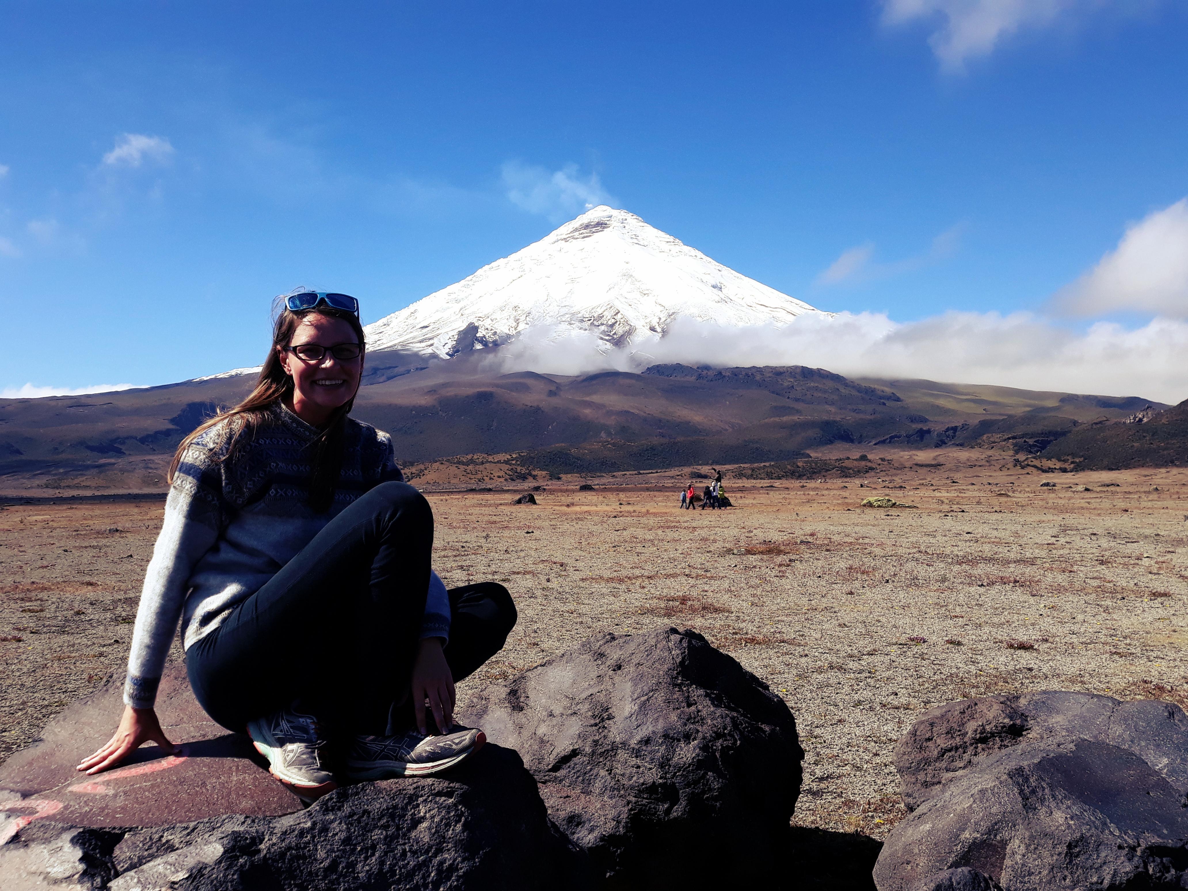 ¿Cómo llegar al Volcán Cotopaxi?