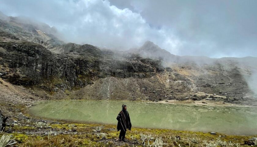 Laguna de Patos Los Ilinizas